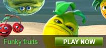 Funky fruits 210x95