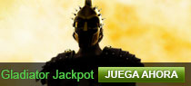 Gladiator Jackpot 210x95 ES