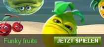Funky fruits 210x95 DE